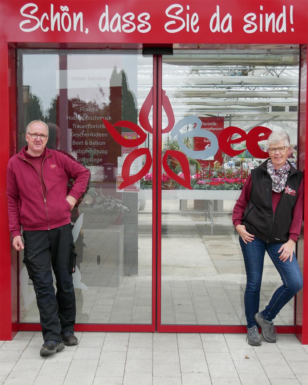 Herr und Frau Bee